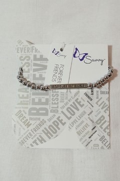 Savvy Designs Forever Friends Bracelet - Alternate List Image
