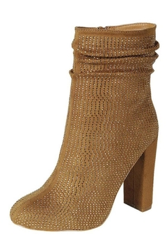 Forever Jewel Embellished Bootie - Product List Image