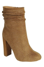 Forever Jewel Embellished Bootie - Front full body