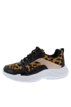 Forever Leopard Print Sneaker - Product List Image