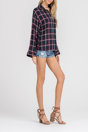 Lush Forever Plaid - Side cropped