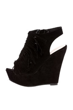 Forever Rocking' Fringe Wedge - Product List Image