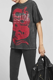Anine Bing Forever Tee - Side cropped
