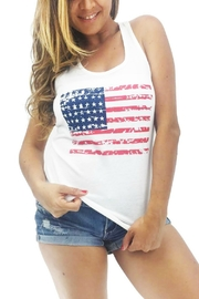 Forever Trendy Forever USA Tank - Product Mini Image