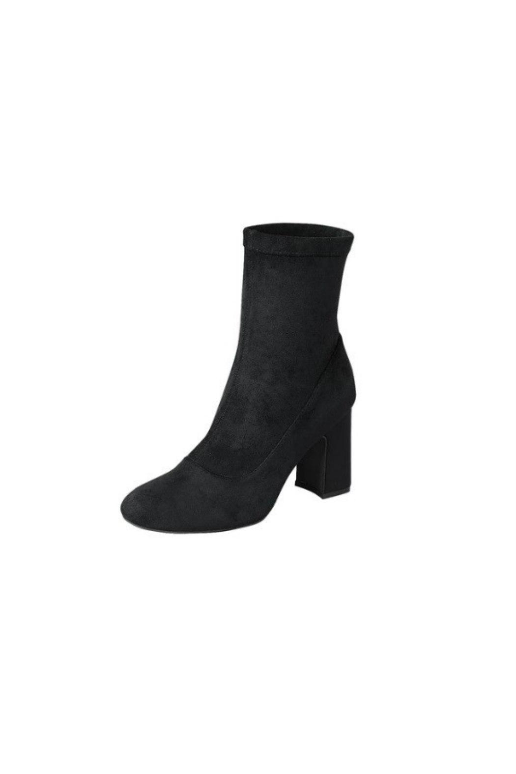 Forever Weismann Sock Bootie - Main Image