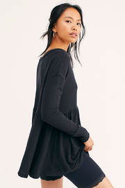 Free People Forever your girl tee - Front full body