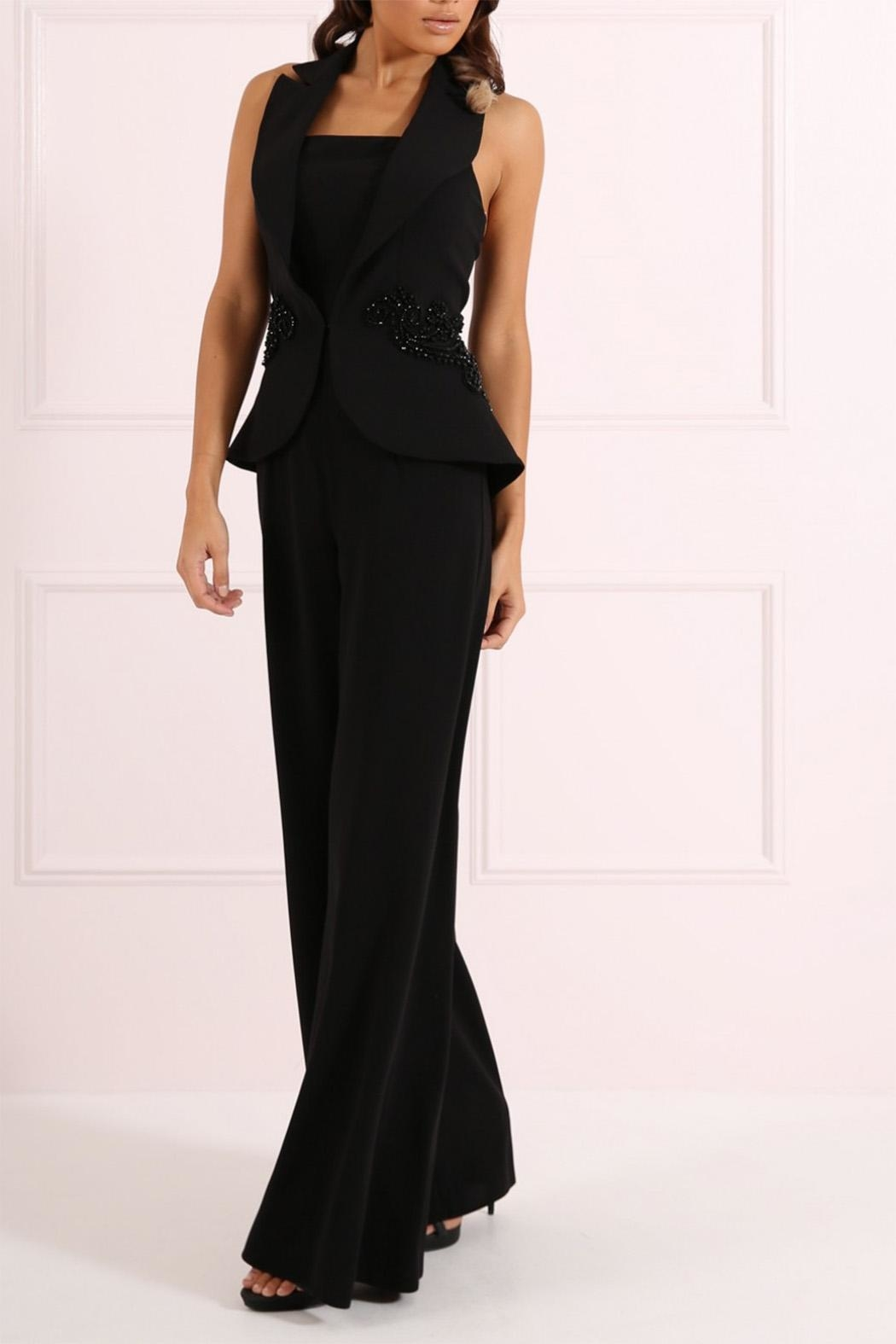 9b98e7129d04 Forever Unique Tuxedo Style Jumpsuit from Toronto by NakedBodyz ...