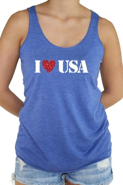 Shoptiques Product: USA Tank Top