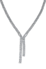 Embellish Formal Cz Necklace - Product Mini Image