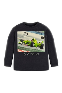 Shoptiques Product: Formula-1 Graphic T-Shirt