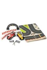 Tender Leaf Toys Formula One Playmat - Front cropped