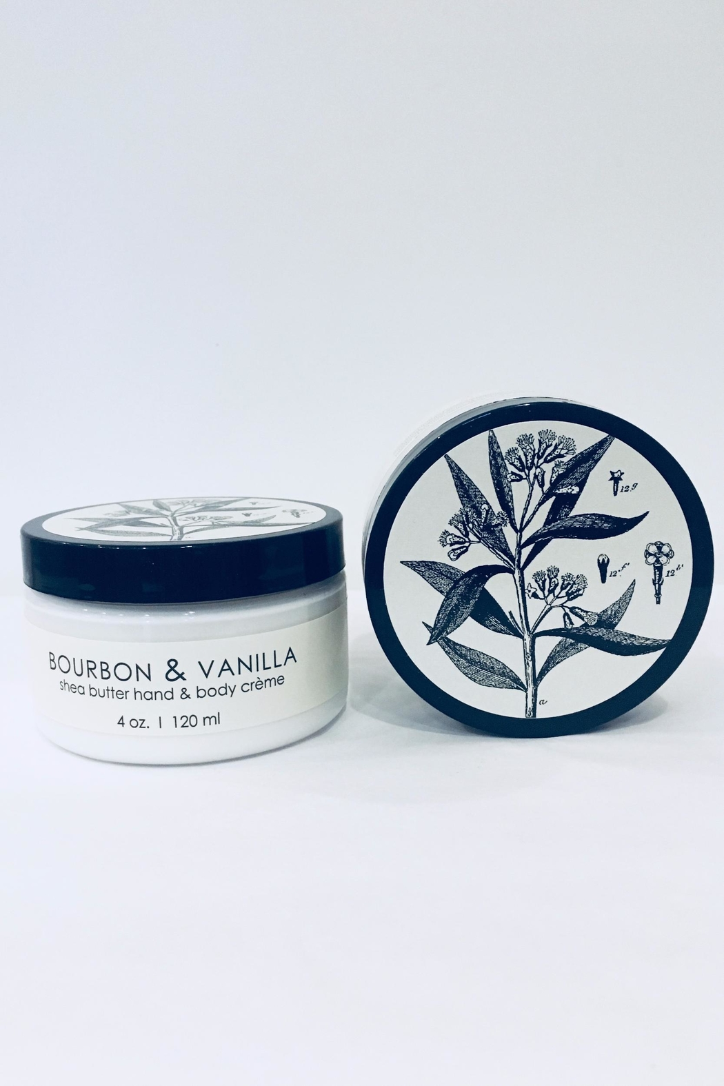 Formulary55 Body Creme Bourbon-Vanilla - Main Image