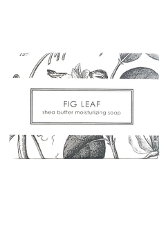 Formulary55 Fig Leaf Soap - Alternate List Image