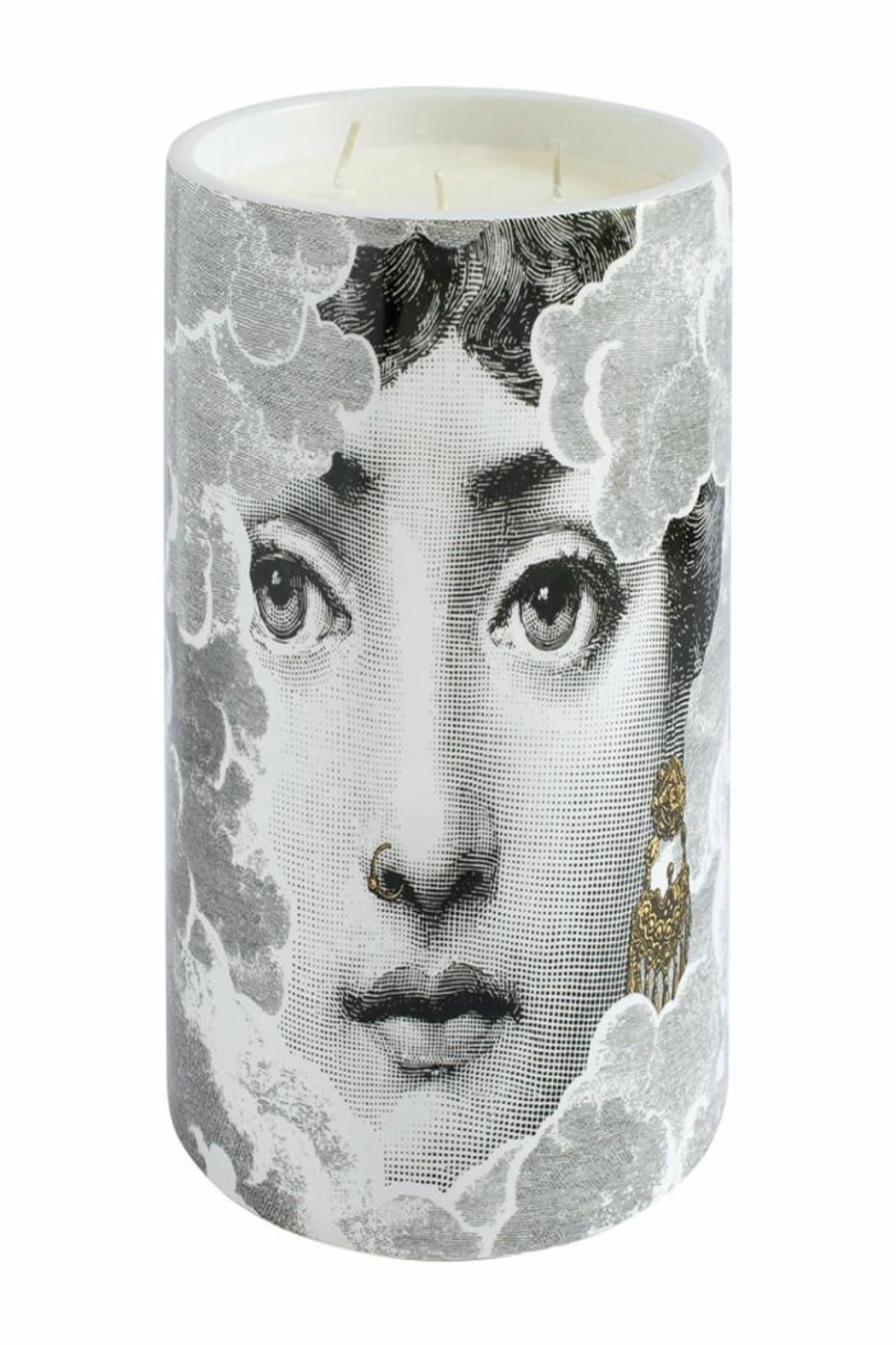 Fornasetti Nuvola Scented Candle - Main Image