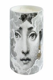 Fornasetti Nuvola Scented Candle - Front cropped