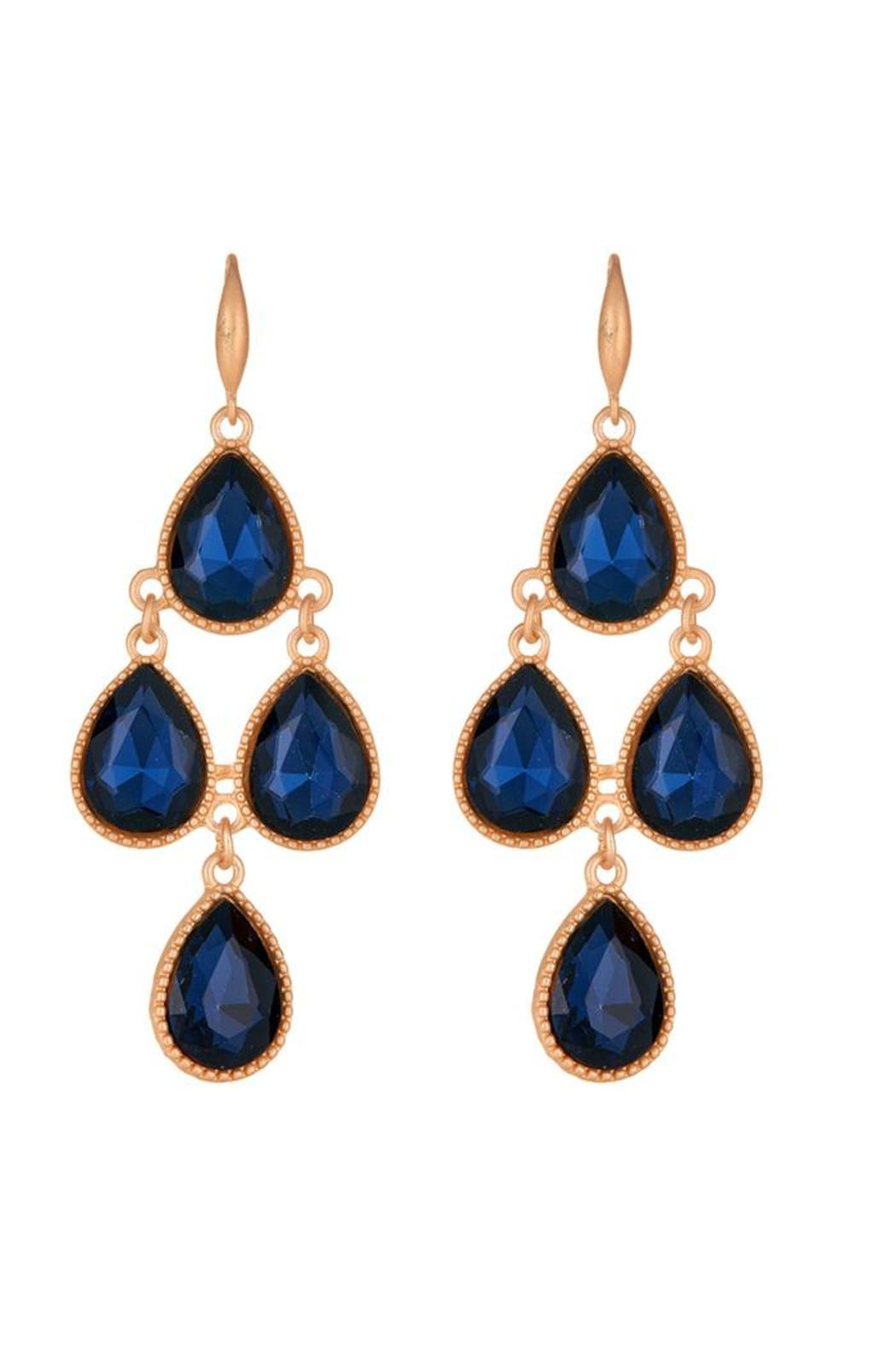 Fornash Amelia Earrings - Front Cropped Image