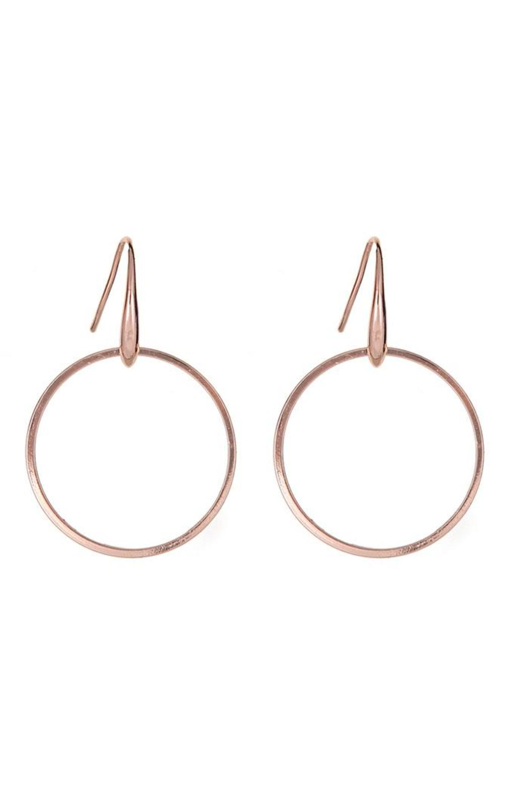 Fornash Benson Earrings - Front Cropped Image
