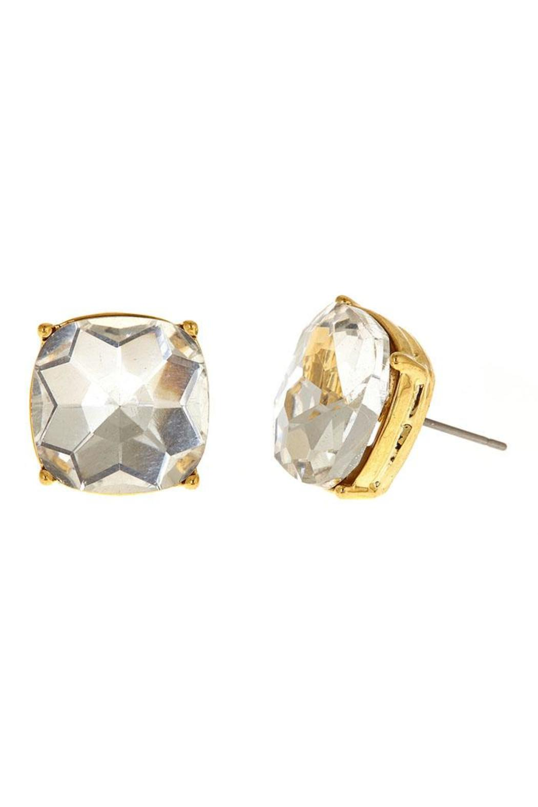 Fornash Blake Earrings - Front Cropped Image