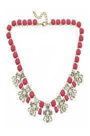 Fornash Bubblegum Pink Necklace - Front full body