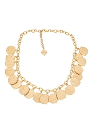 Fornash Calypso Coin Necklace - Front cropped