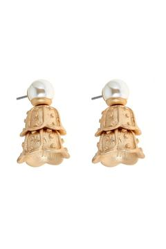 Fornash Double Newberry Earrings - Product List Image