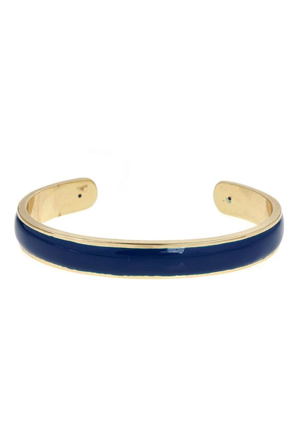 Fornash Enamel Twiggy Cuff - Front Cropped Image