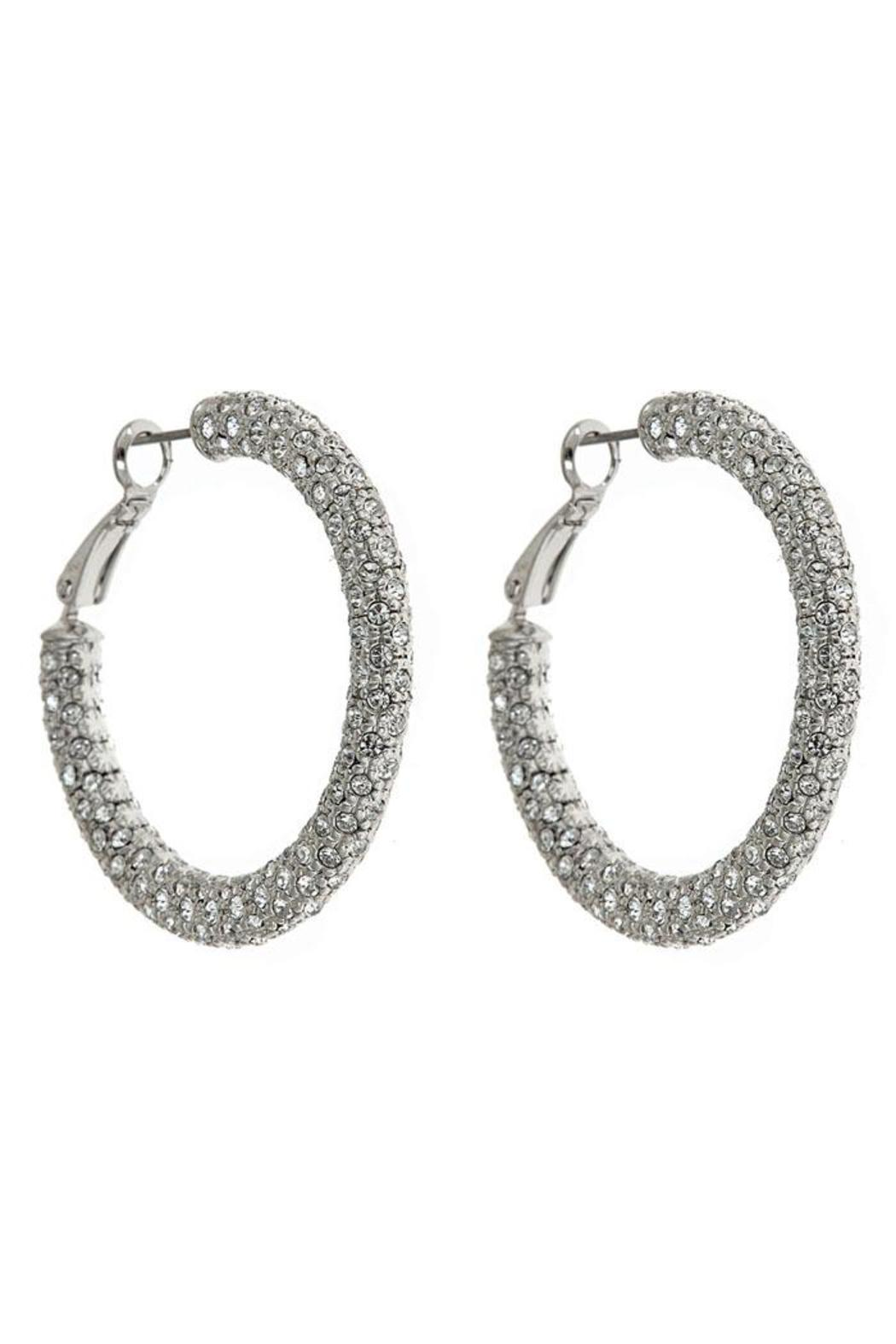 Fornash Eve Hoop Earrings - Main Image