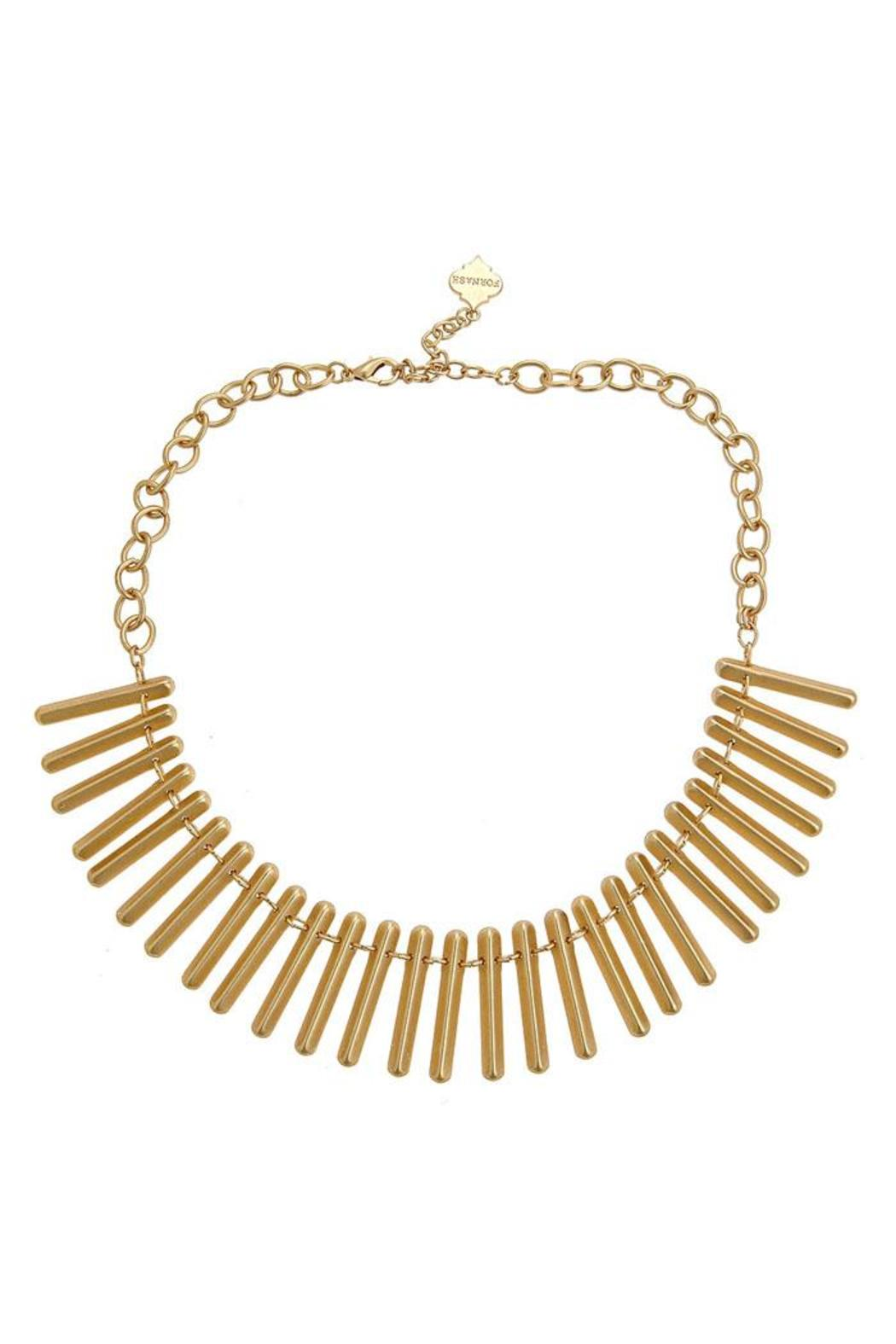 Fornash Farrah Necklace - Front Cropped Image