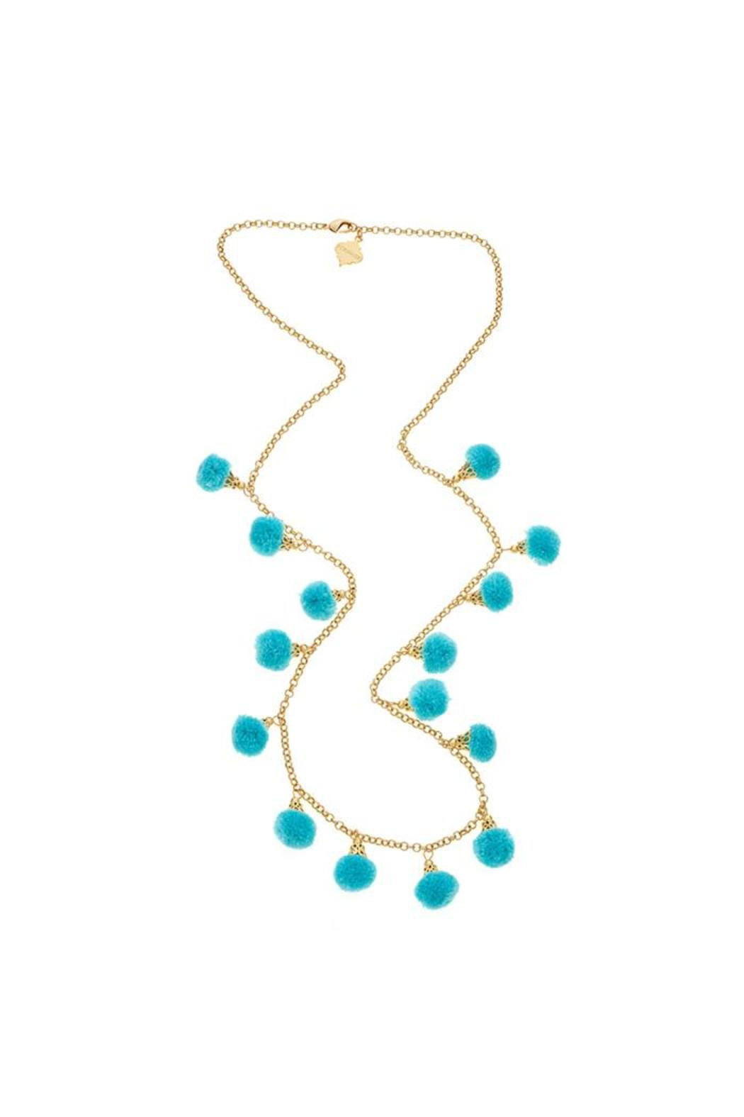 Fornash Long Fiesta Necklace - Front Cropped Image