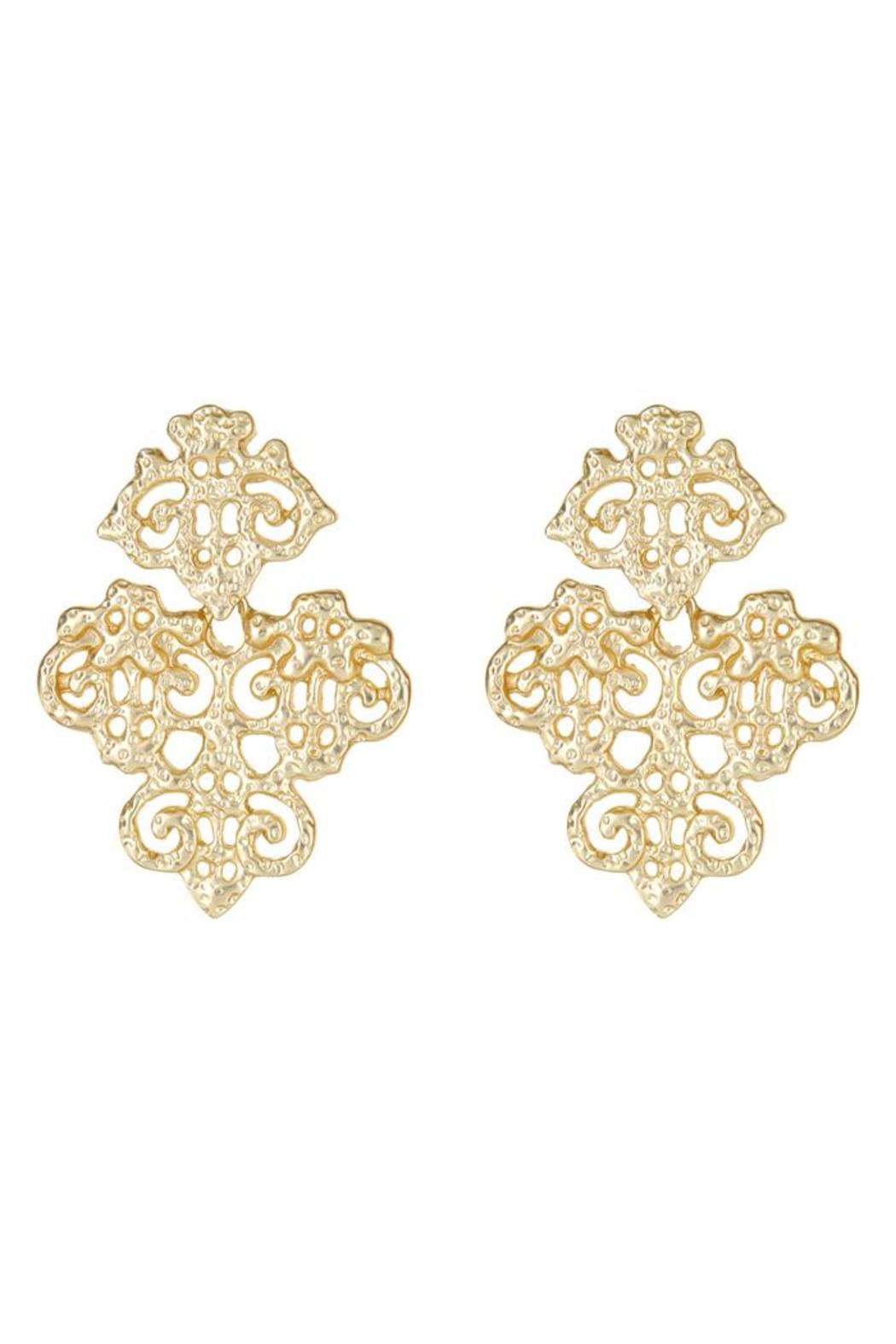 Fornash Monticello Earrings - Front Cropped Image