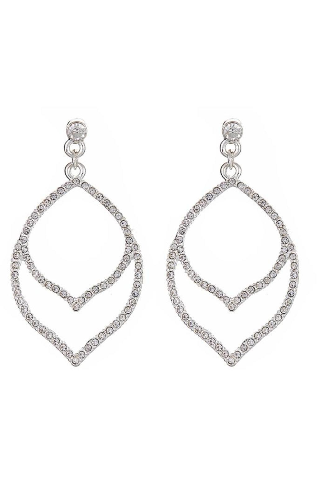 Fornash Tara Earrings - Front Cropped Image