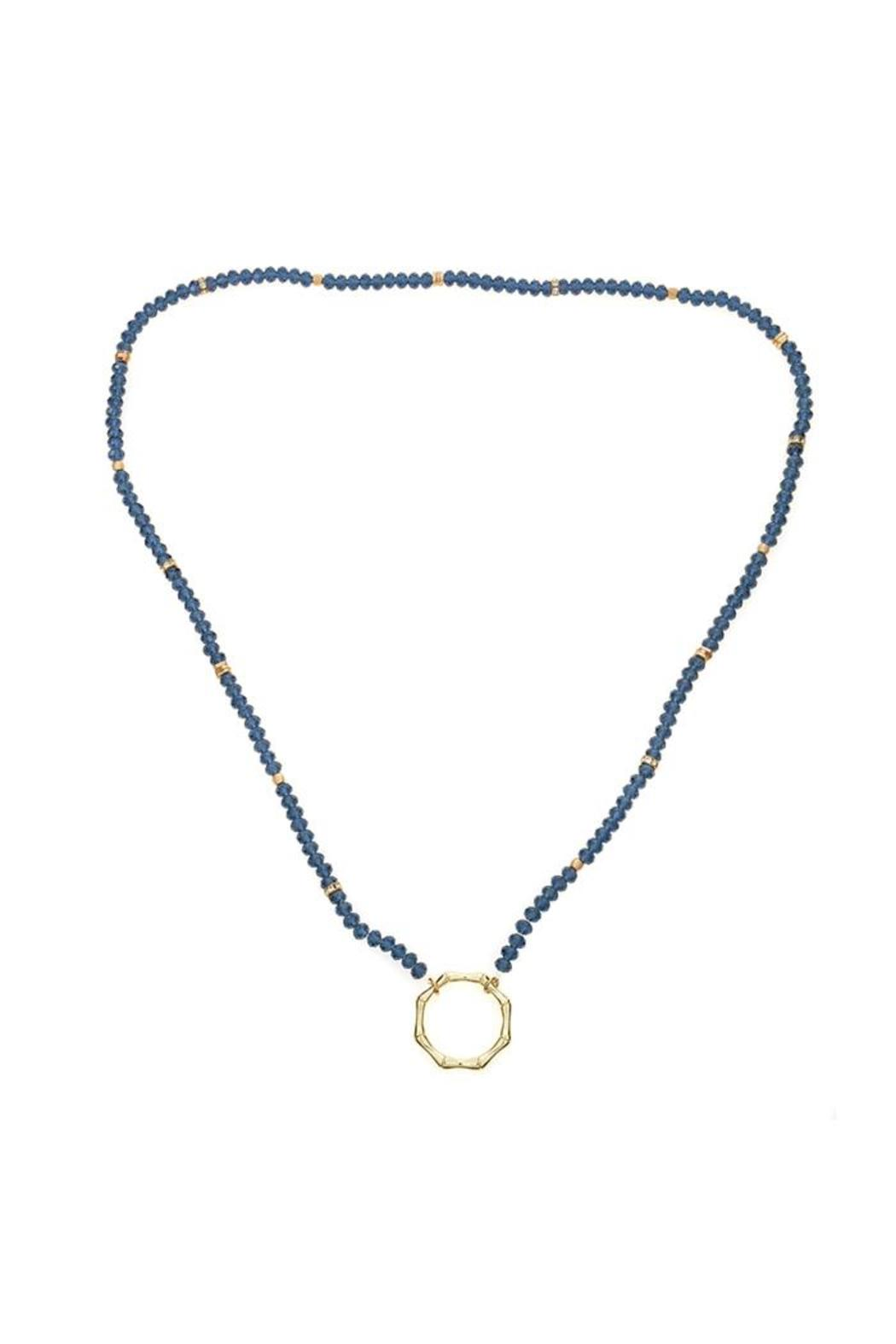 Fornash Zoe Eyeglass Necklace - Front Cropped Image