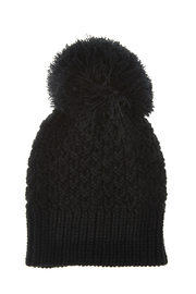 Fort Greene General Store Crochet Pom-Pom Hat - Product Mini Image