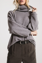 rag poets Fort Greene Sweater - Back cropped