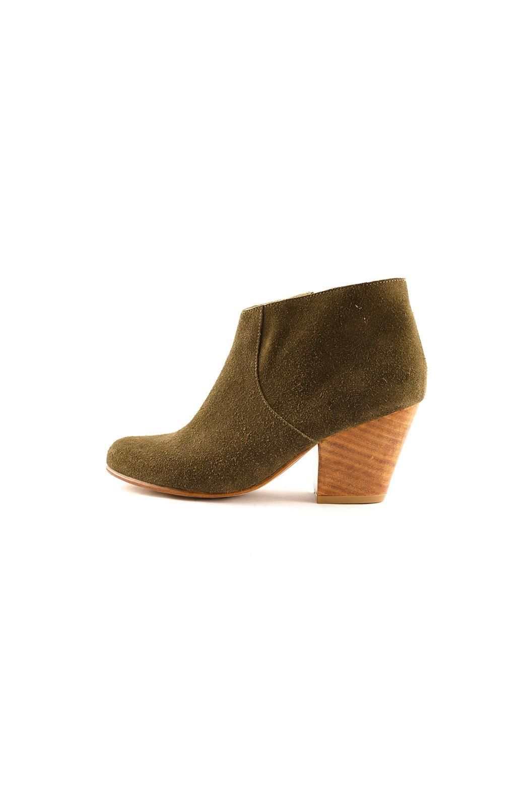 Fortress of Inca Adriana Coco Bootie - Front Cropped Image