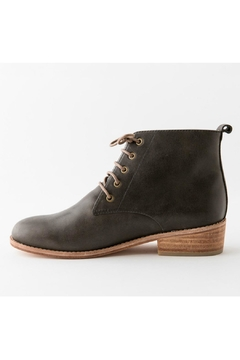 Fortress of Inca Handmade Leather Bootie - Product List Image