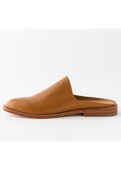 Fortress of Inca Handmade Leather Mule - Product List Image