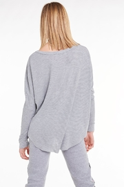Wildfox Fortune Love Thermal Top - Side cropped