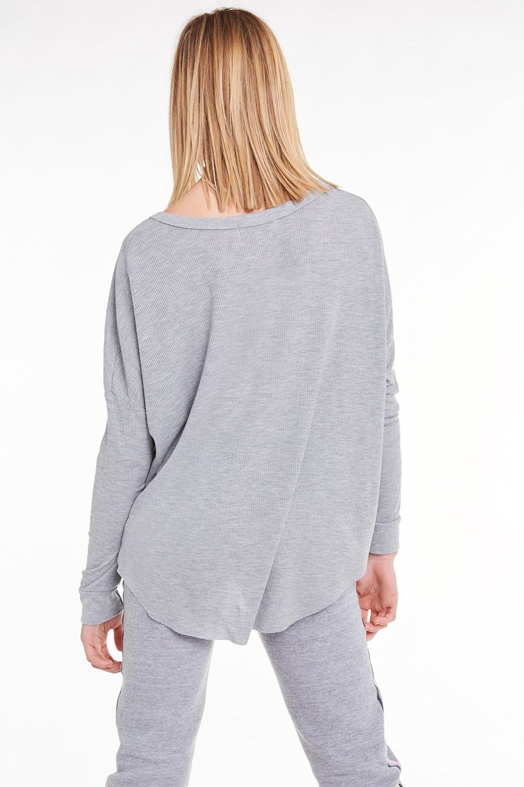 Wildfox Fortune Love Thermal Top - Side Cropped Image