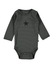 Molo Foss Bodysuit/pewter - Front cropped