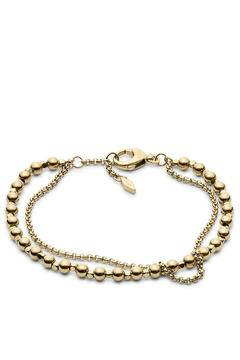 Shoptiques Product: Double Chain Bracelet
