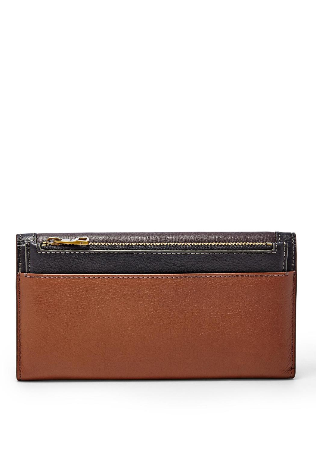 Fossil Emerson Clutch Multi - Front Full Image