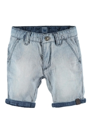 Babyface Fossil Leaf Short - Front cropped