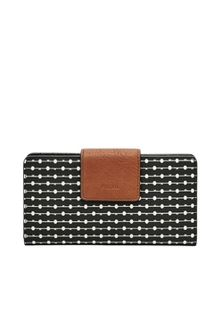 Fossil Leather Emma Wallet - Product List Image
