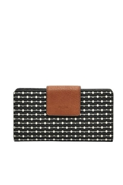 Fossil Leather Emma Wallet - Front cropped