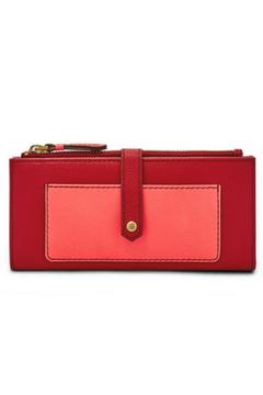 Shoptiques Product: Leather Keely Clutch