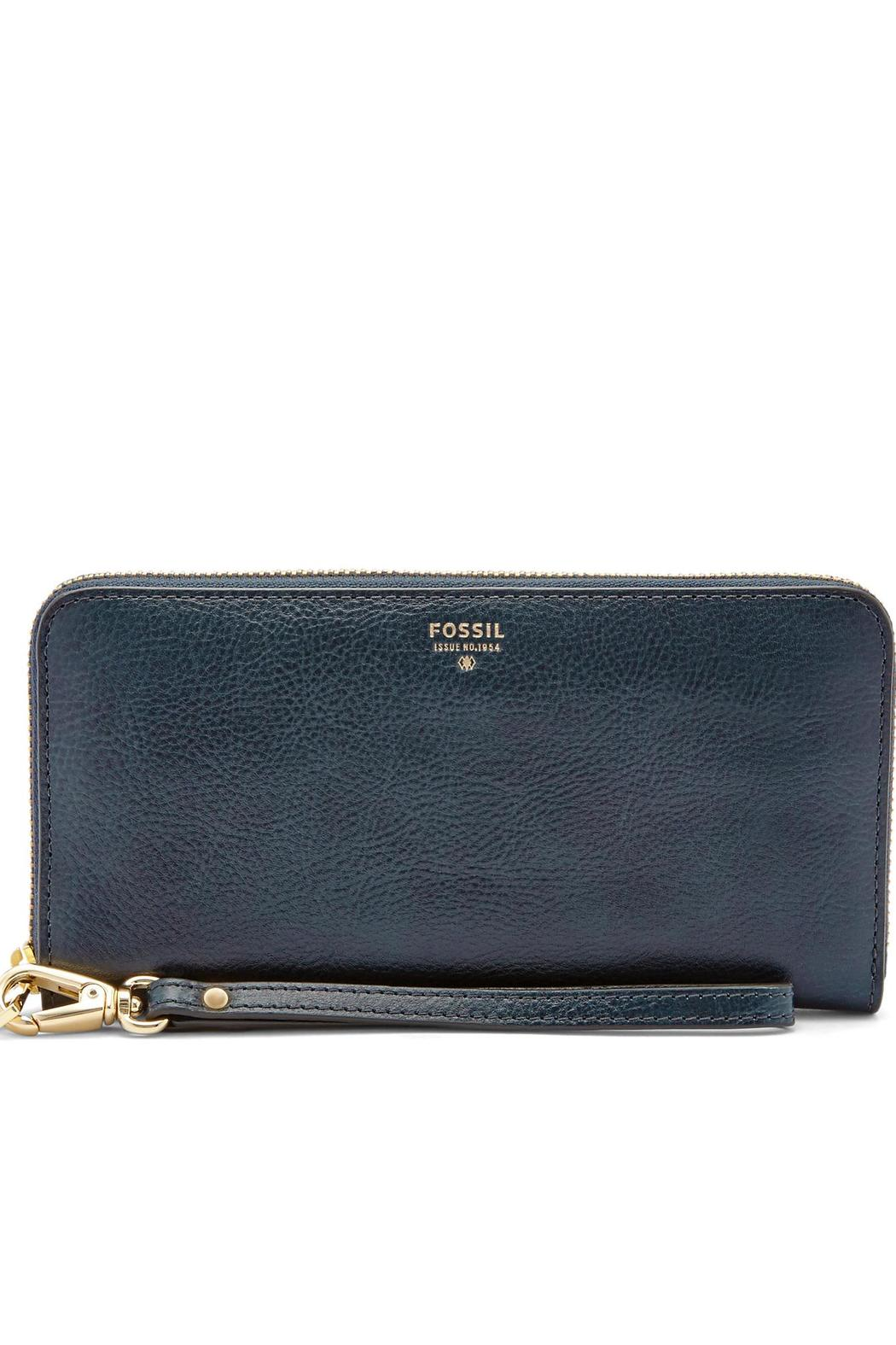 Fossil Sydney Zip Clutch - Main Image