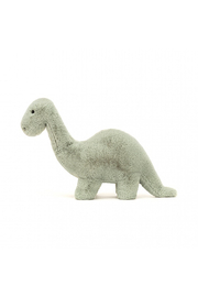 Jellycat Fossilly Brontosaurus - Front full body