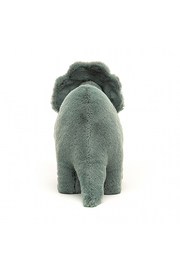 Jellycat  Fossily Triceratops Mini - Side cropped