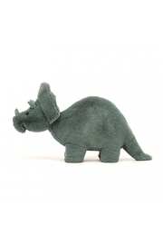 Jellycat  Fossily Triceratops Mini - Front full body
